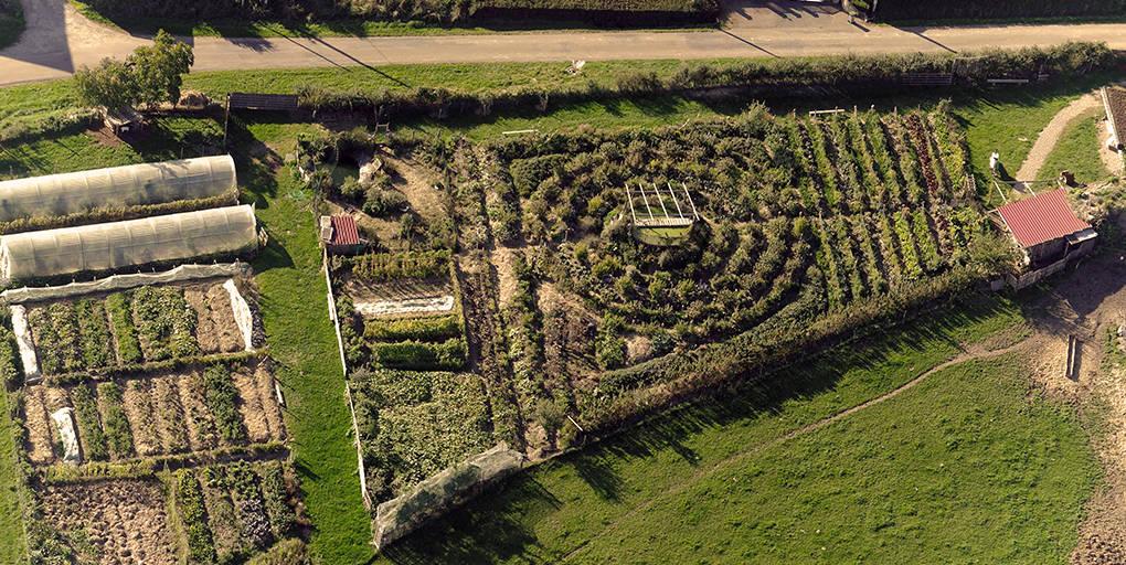l'agroécologie favorise les jardins bio et la permaculture