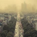 Pollution de l'air à Paris