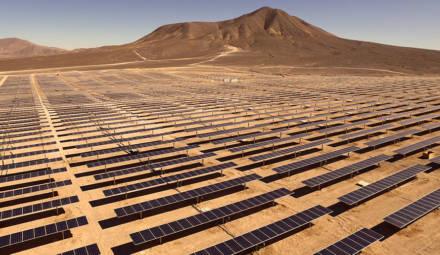 l'énergie solaire est l'énergie renouvelable qui enregistre la plus forte croissance en 2017