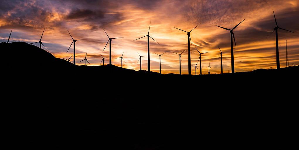 un parc éolien peut modifier le climat d'une région