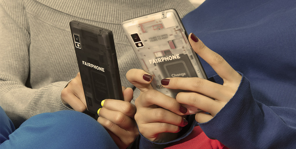 le Fairphone est un téléphone équitable et responsable