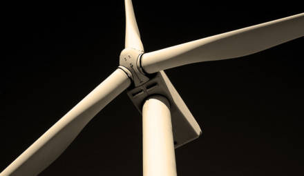 L'éolien est une source d'énergie renouvelable