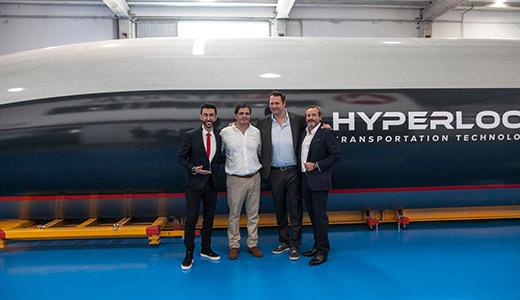 capsule hyperloop