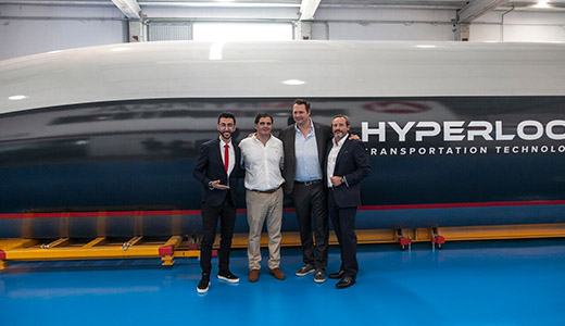 capsule hyperloop