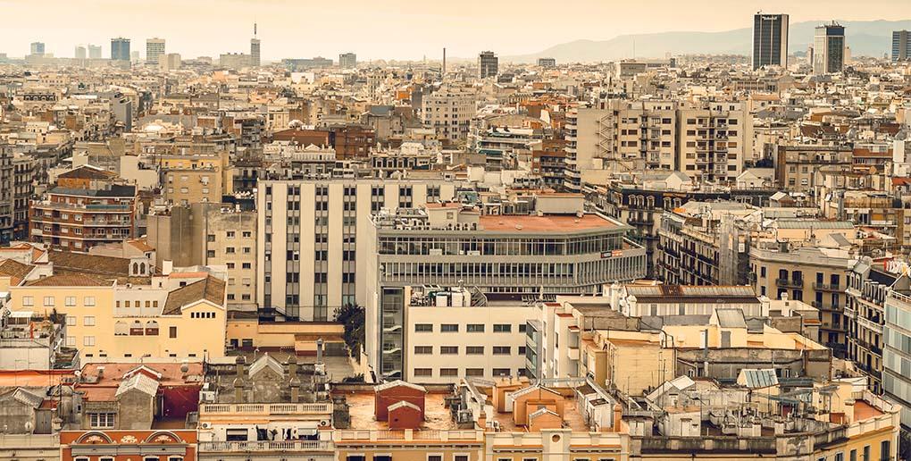 milieu urbain