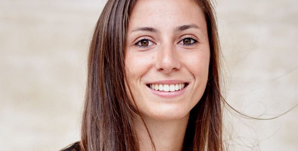 Lucie Bash, fondatrice de l'appli Anti-gaspillage alimentaire To Good To Go