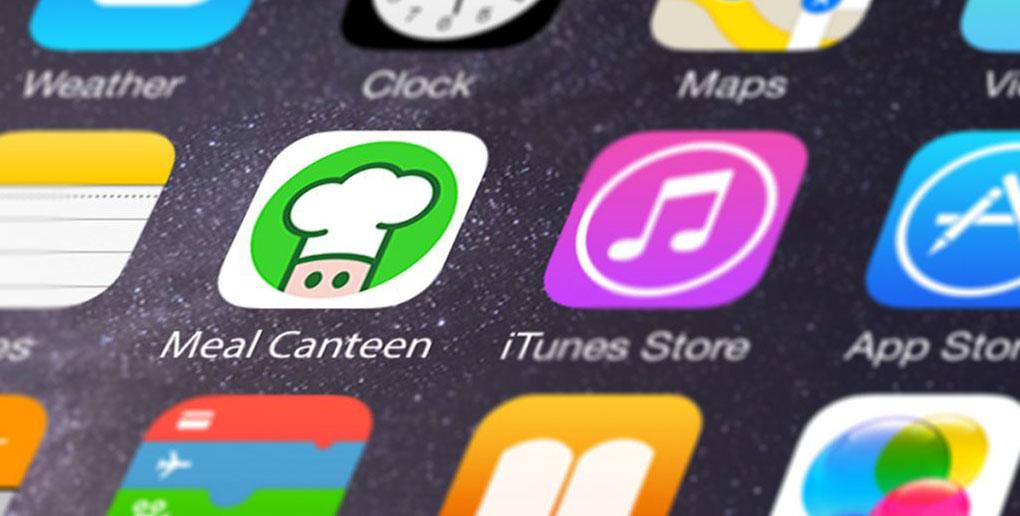 Icône de l'application Meal Canteen