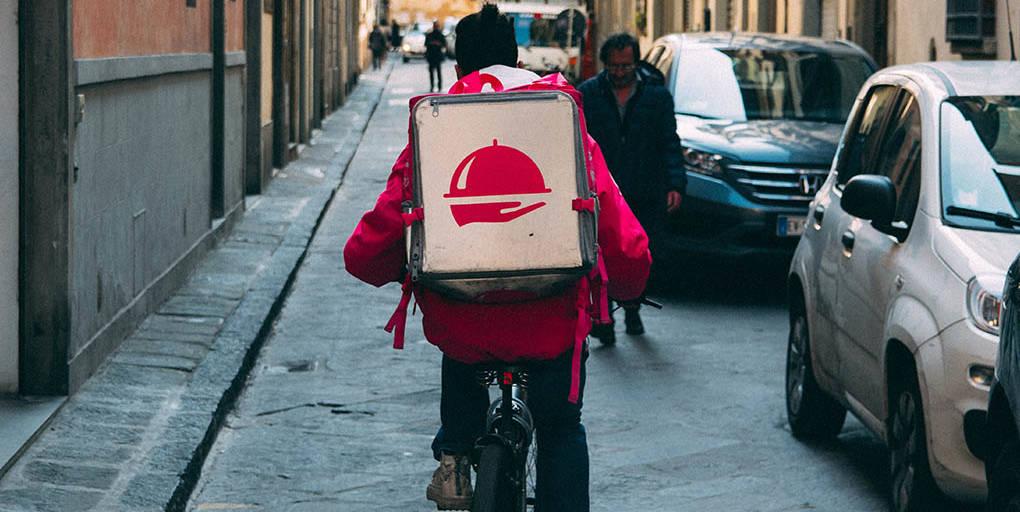 Livreur à vélo, une solution de livraison écologique