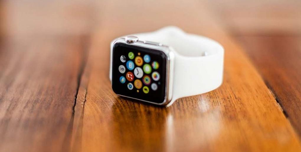 une apple watch