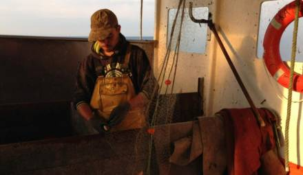 pêcheur côtier
