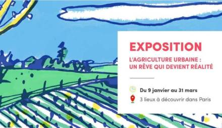 exposition sur l'agriculture urbaine