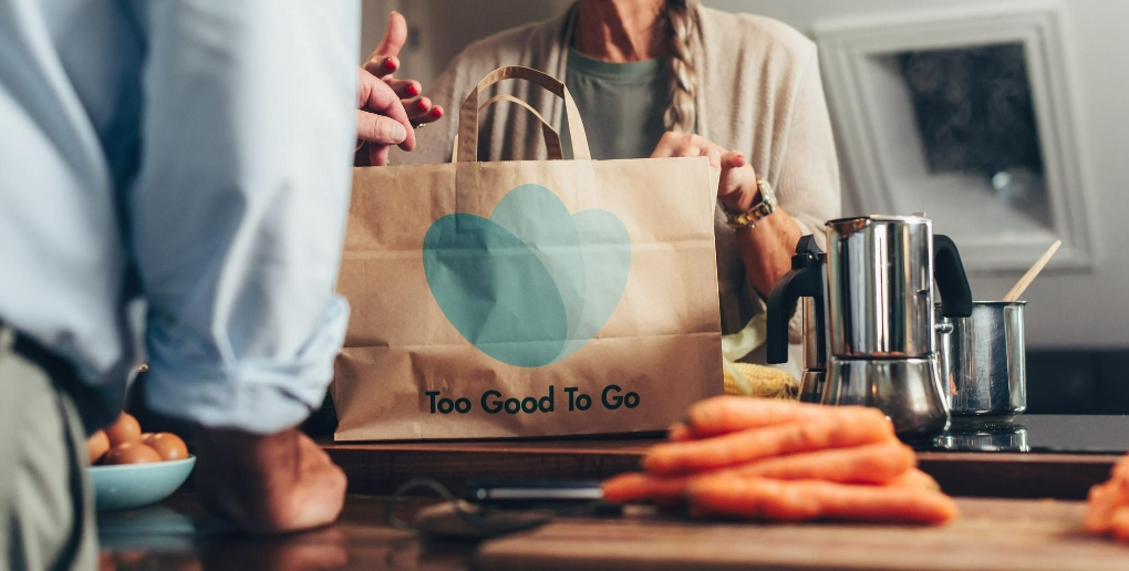 Too Good To Go est un acteur qui lutte contre le gaspillage alimentaire en Europe.