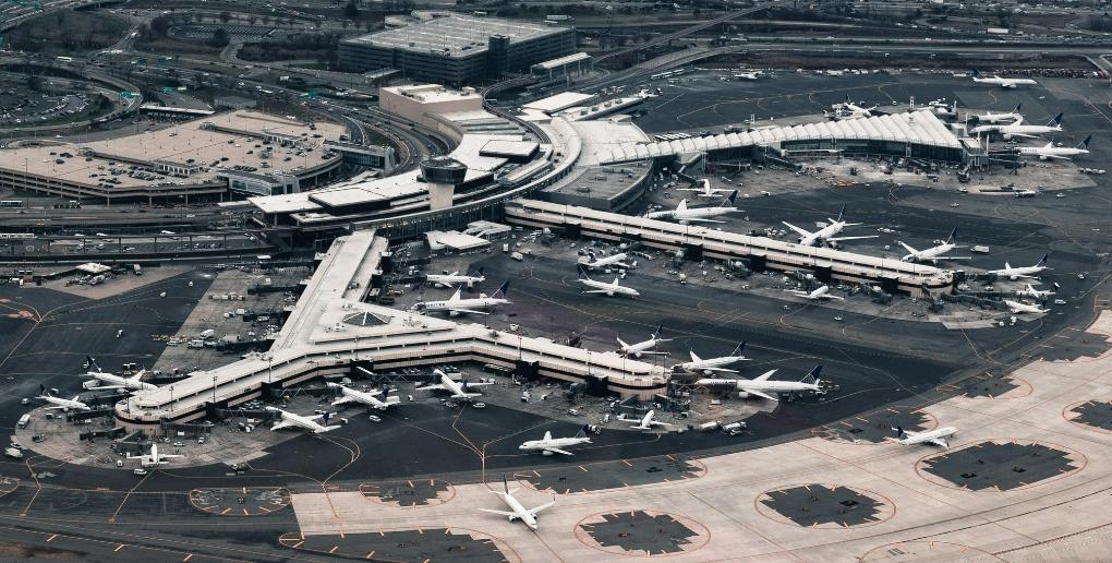 l'aeroport de newark