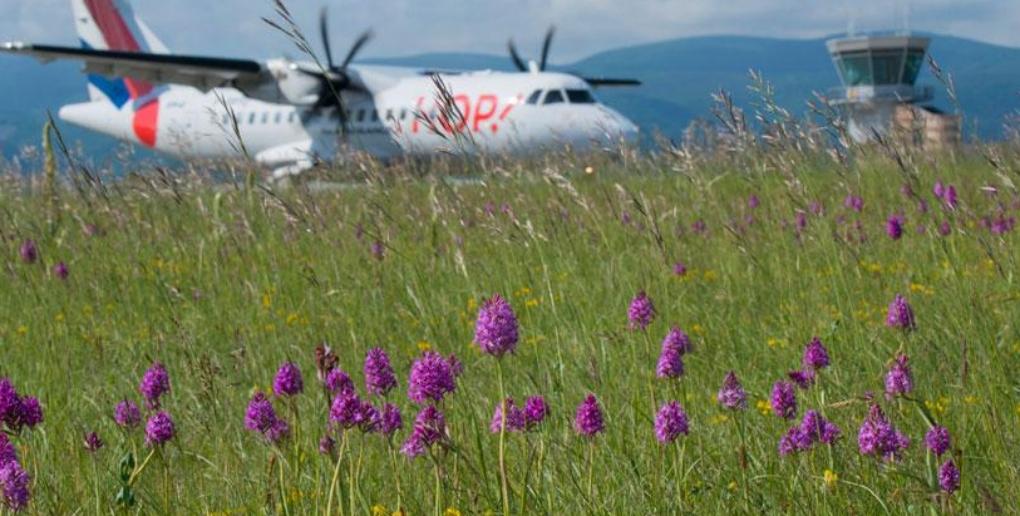 les aéroports réduisent leur consommation d'énergie