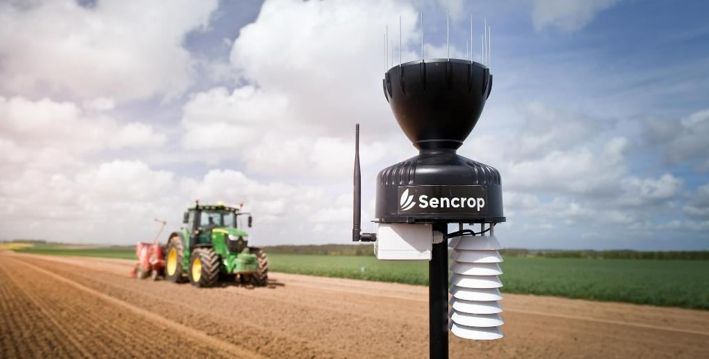 station météo sencrop