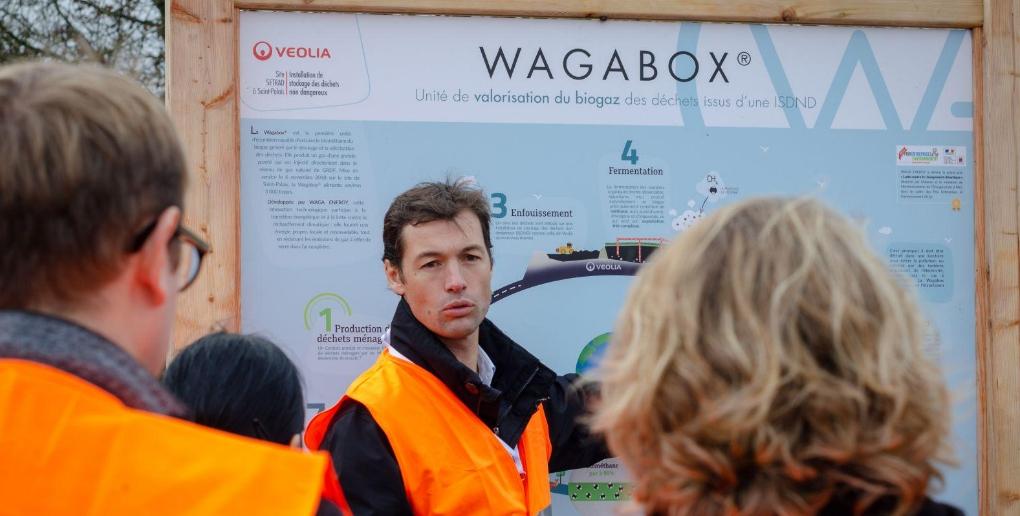 biométhane waga energy