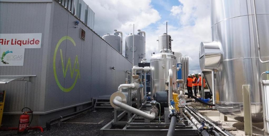 biogaz waga energy