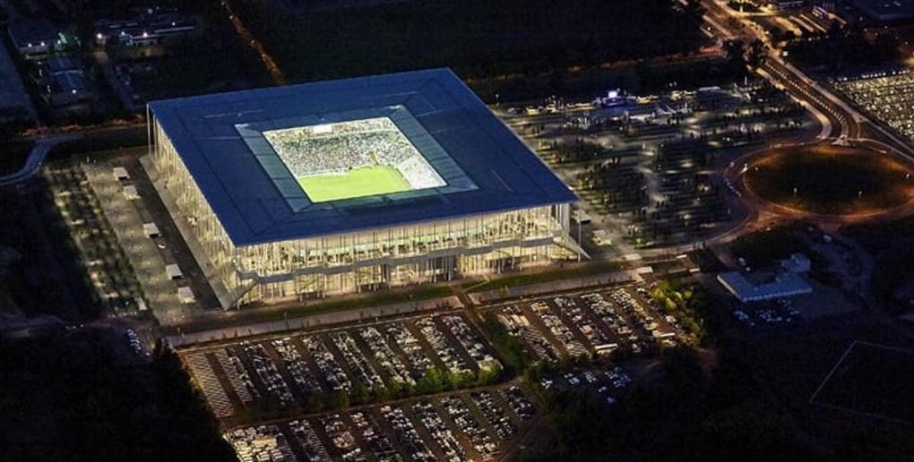Stade Matmut-Atlantique Bordeaux