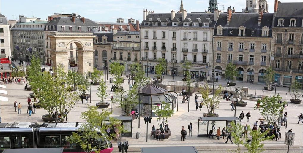 Dijon fait partie des 5 premières smart-city en France