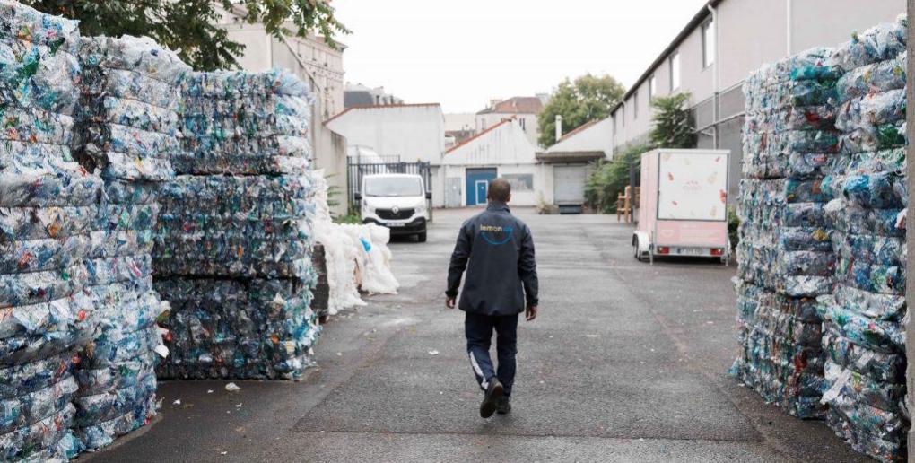 Lemon Tri facilite la collecte et le recyclage des emballages plastique