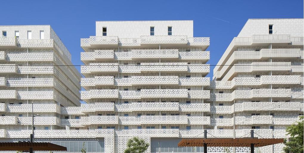 Le quartier de La Mantilla à Montpellier est un exemple de smart-city