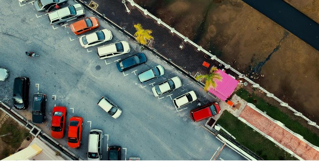 ParkingMap propose une solution pour optimiser le remplissage des parking.