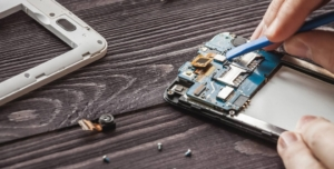 réparation téléphone portable