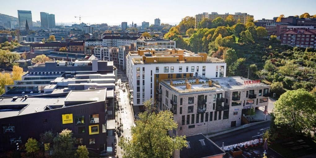 Oslo est la capitale verte de l'Europe en 2019