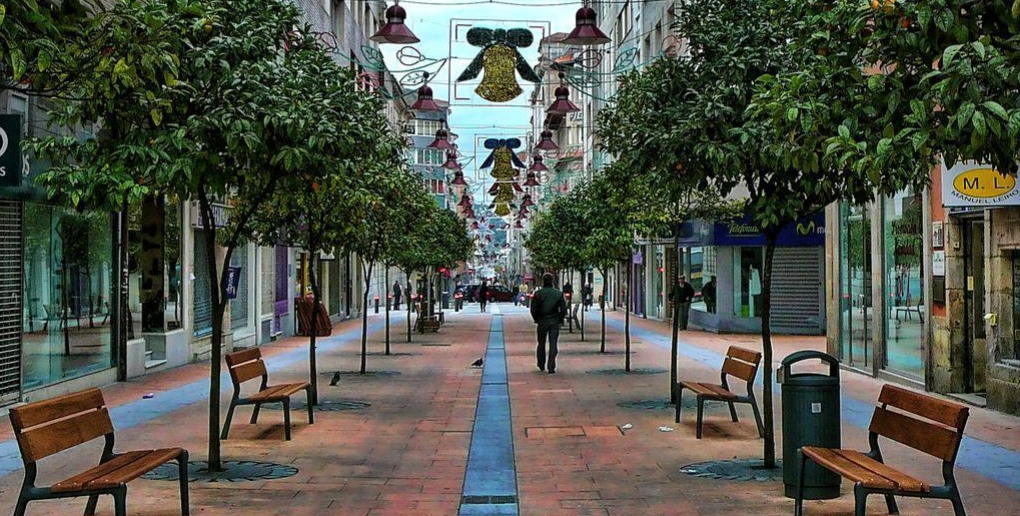 Pontevedra, l'exemple d'une ville sans voitures • Les Horizons