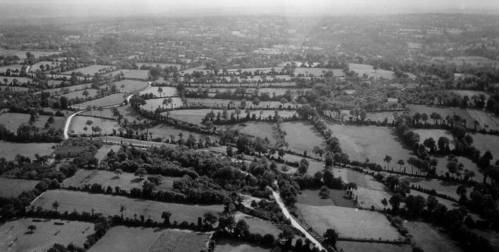 le bocage normand en 1945