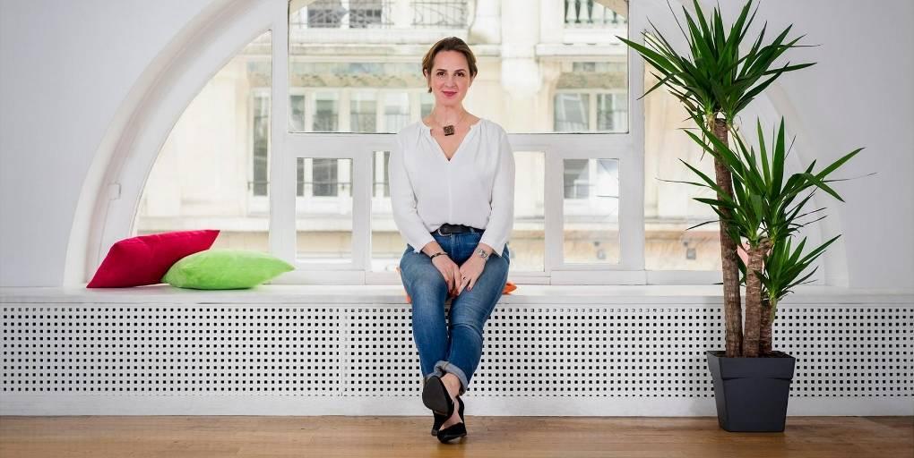 Caroline Renoux, fondatrice du cabinet Birdeo