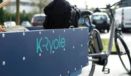 la remorque électrique K-Ryole