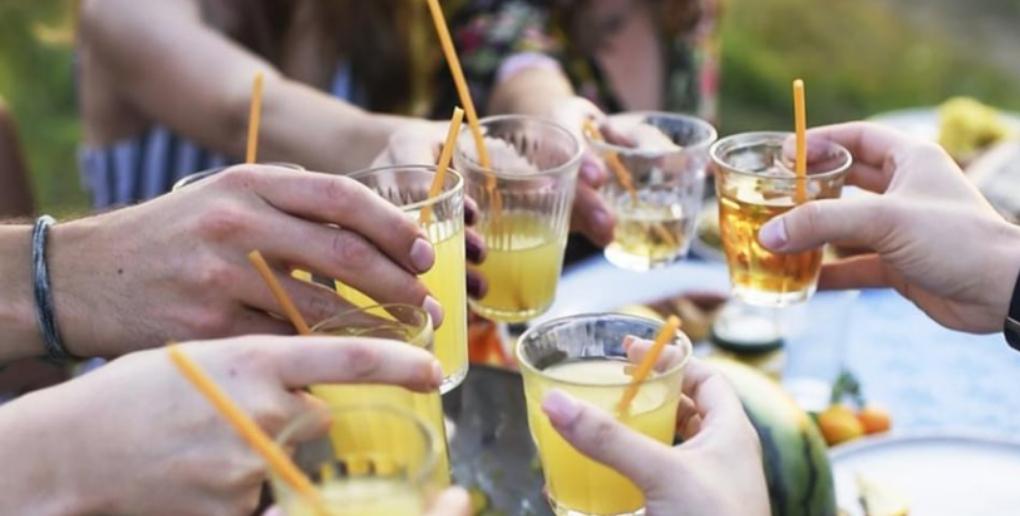 paille cocktail bio en pâte