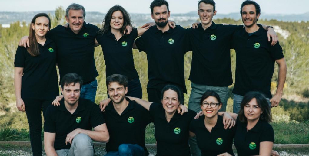 équipe Ombrea