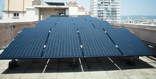 panneaux solaires multi énergies