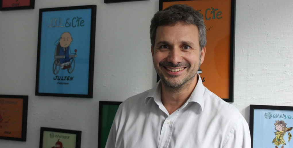 Julien Tchernia ekwateur