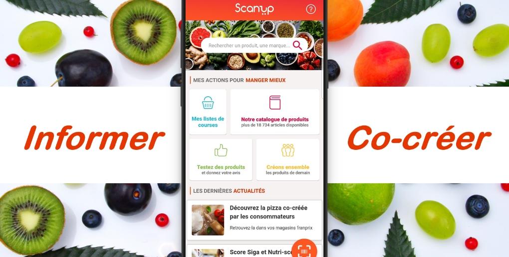 application ScanUp