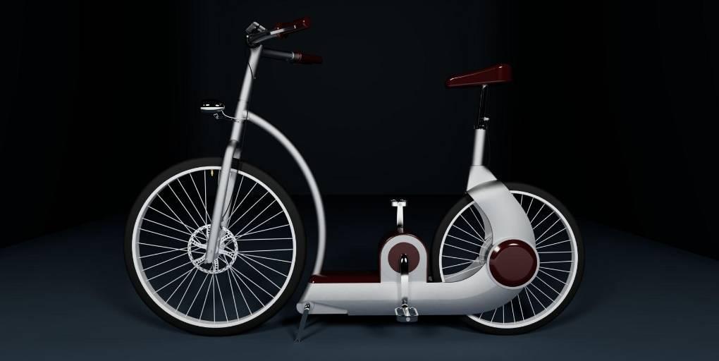 vélo électrique u-feel