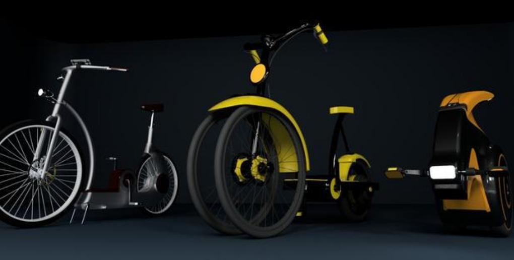 prototypes vélos u-feel
