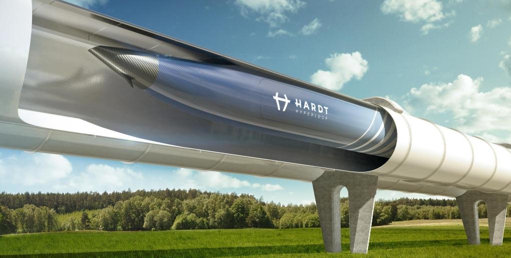 projet hyperloop