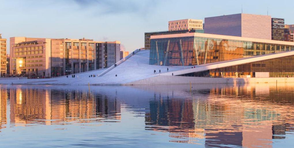 Oslo Opéra