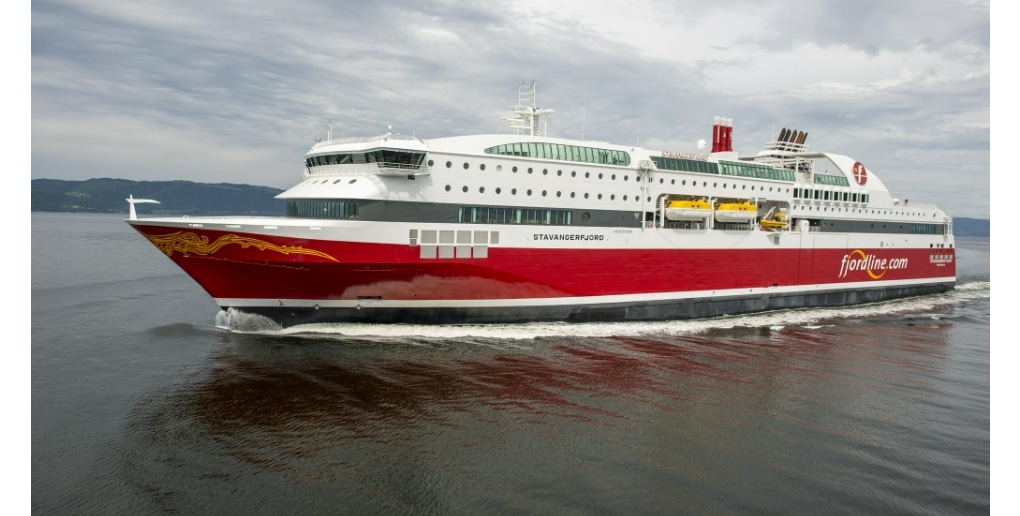 premier ferry au monde à fonctionner exclusivement au GNL