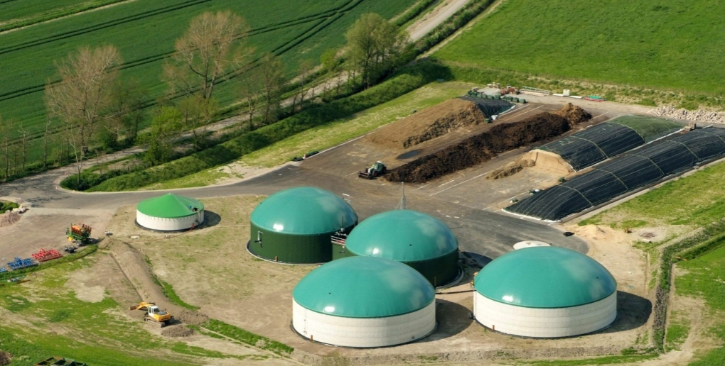 biométhane gaz vert