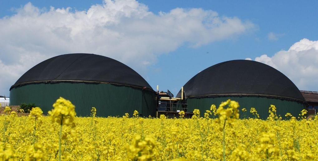 usine biomethane