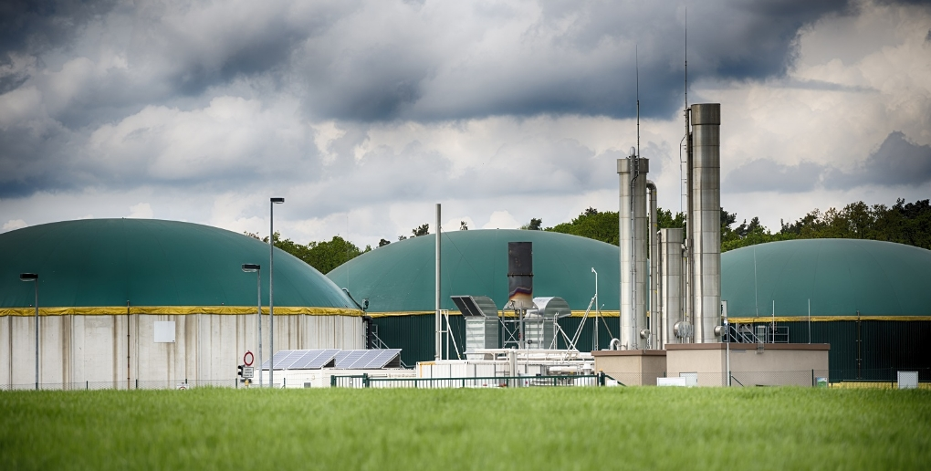 usine biométhane