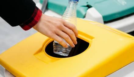 tri bouteille plastique