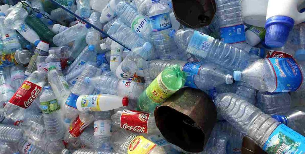 bouteilles plastiques