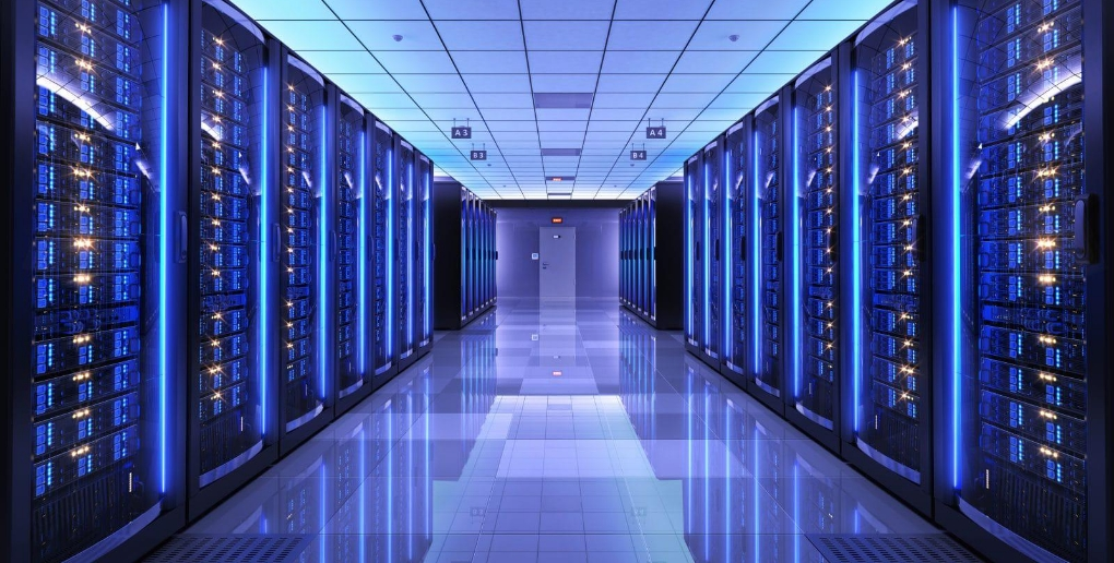 data center permettant le stockage et la transmission de l'information