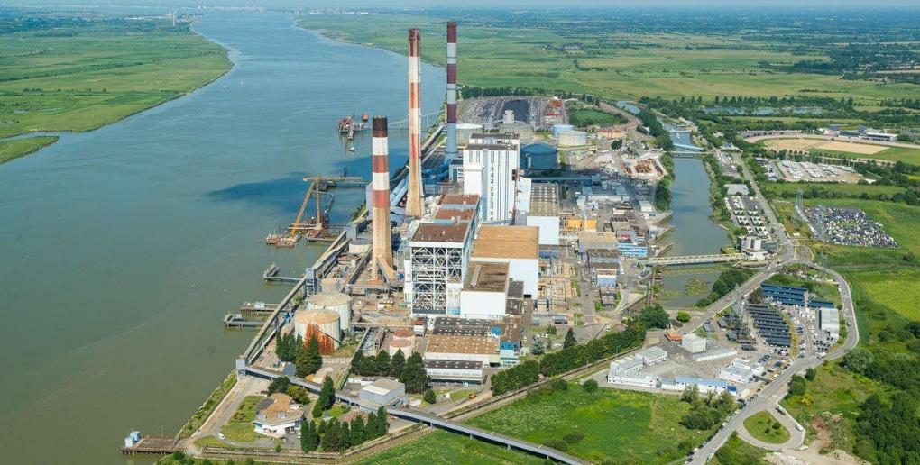 centrale à charbon Cordemais