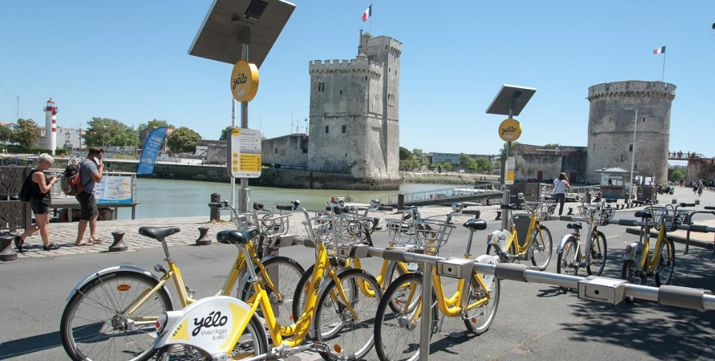 vélo libre-service La Rochelle